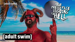 Your Pretty Face is Going to Hell | Die besten Momente von Satan Staffel 2 | Adult Swim