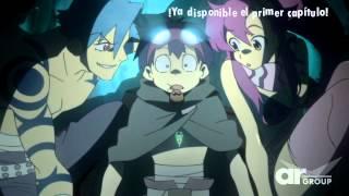 GURRREN LAGANN CAPITULO 1 Trailer Latinoamerica