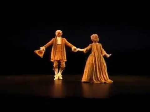 Minuet Dance | Excerpt from How To Dance Through Time, Vol. IV, The Elegance of Baroque Social Dance