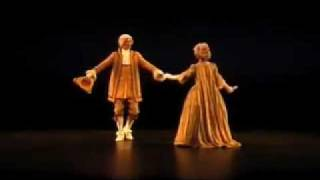 Video Minuet Dance   Excerpt from How To Dance Through Time, Vol. IV, The Elegance of Baroque Social Dance download MP3, 3GP, MP4, WEBM, AVI, FLV November 2017