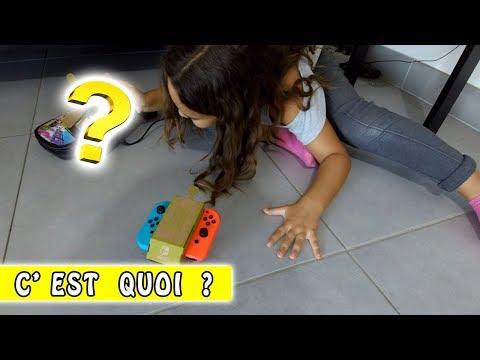 JEN BRICOLE : C'est quoi ce truc ? / Family vlog