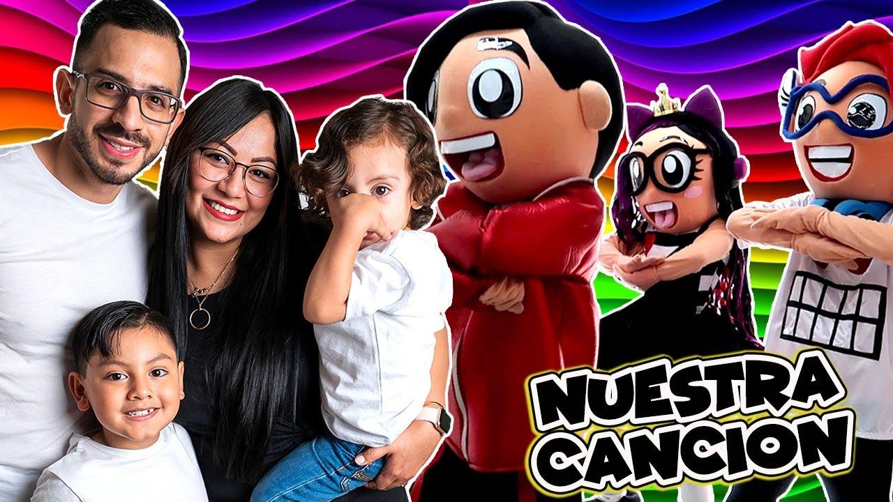 GRABAMOS UNA CANCION | Family Juega