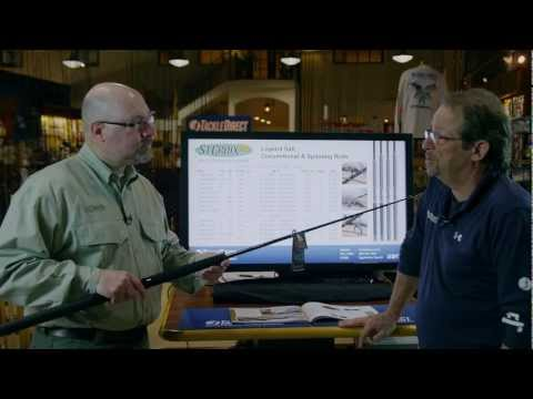 St Croix Legend Saltwater Conventional & Spinning Rods At TackleDirect