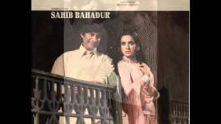 MUSHKIL HAI JEENA - SAHIB BAHADUR 1977 - LATA MANGESHKAR - MADAN MOHAN - HQ .