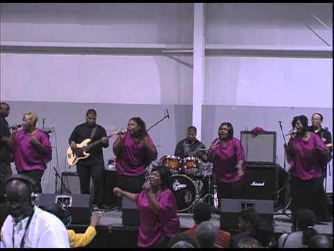 Tammy Edwards & The Edwards Sisters Live In Greenburg, North Carolina