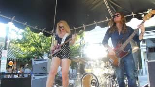 Samantha Fish - Shake 'Em On Down - Boise, ID (07-13-16)