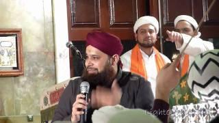 Jisne Madine Jana - Owais Raza Qadri - Kanz ul Huda - 2nd Feb 2011
