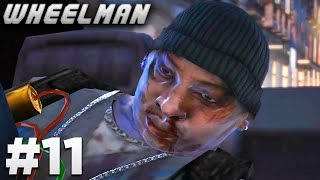 Wheelman - Mission #11 - Green Cross Code