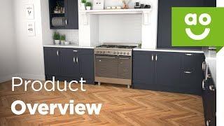 Smeg Range Cooker CG92X9 Product Overview | ao.com