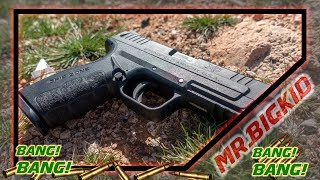 Springfield XD 9mm Shoot and Review