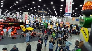 2016 National Farm Machinery Show Video Highlights