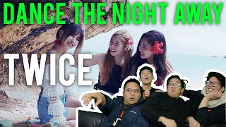 "트와이스 TWICE ""DANCE THE NIGHT AWAY"" (MV Reaction)"