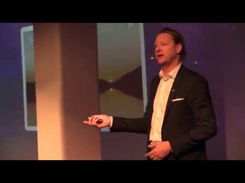#EBIF: Ericsson's CEO Hans Vestberg on ICT transformation