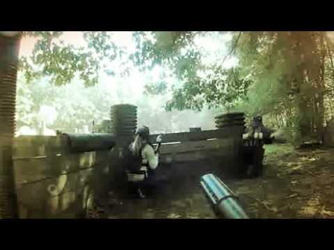 Zombie Apocalypse @ Warzone Paintball 9/7/13  (Created with