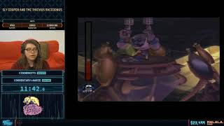 Sly Cooper and the Thievius Raccoonus by Cinderkit5 in 1:04:02 - Frost Fatales 2020