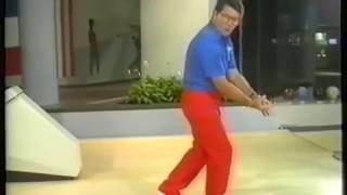 Обучение игре в боулинг  Часть № 1