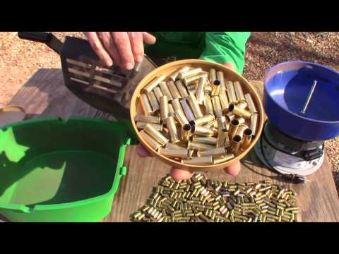Brass Cleaning (Acceptable For Reloading)
