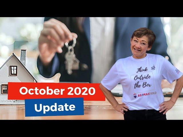 October 2020 Update | Kasama Lee, Napa and Solano Counties Realtor