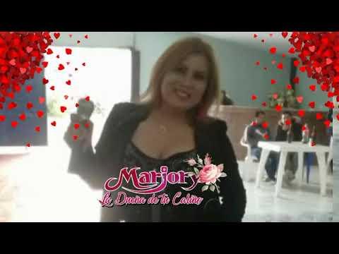 MARJORY LA DUEÑA DE TU CARIÑO - JUNTO A DAMIAN JR - PESHTE LONGUITA