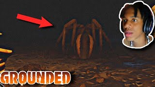 THIS IS PRETTY MUCH A HORROR GAME!!! | GROUNDED Gameplay