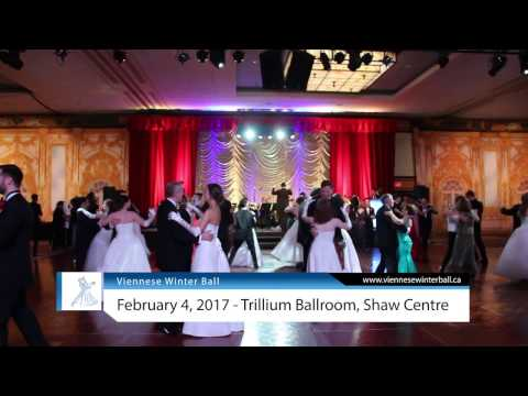 Viennese Winter Ball Ottawa 2017 | Invitation