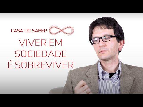 Viver Em Sociedade é Sobreviver   Luís Mauro