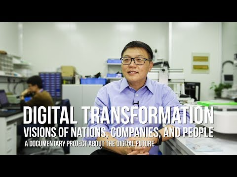 Digital Transformation: Interview with Yimin Guan, BioTech Entrepreneur