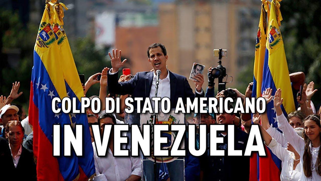 PTV News - 24.01.19 - Colpo di stato americano in Venezuela