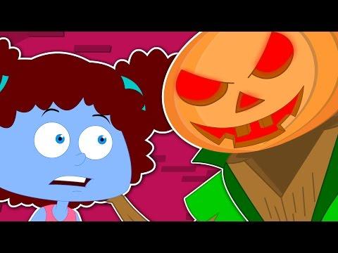Jack dreamer | scary rhymes | halloween songs for kids