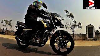 TVS Victor Premium Edition Hindi Review #Bikes@Dinos