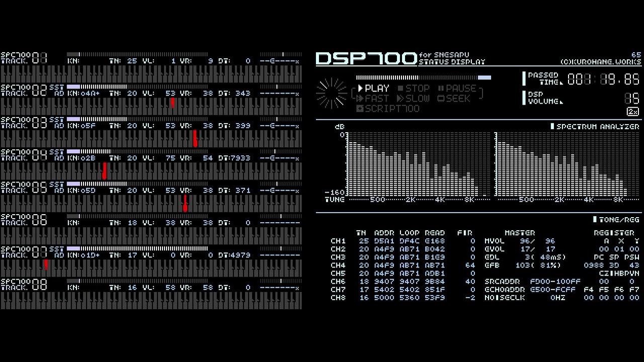 Spc700 Soundfont