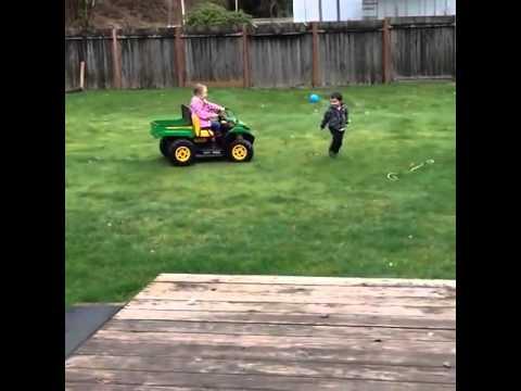 Little Kid Jeep Videos