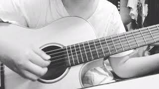 Cover guitar Vì hạnh phúc của em ( 1 đoạn nhỏ)