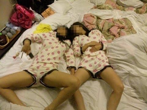 女子高生がお泊りするとテンション上がって動画投稿してしまう現象まとめ。【Vine】話題の6秒で笑えるおもしろ動画パート2