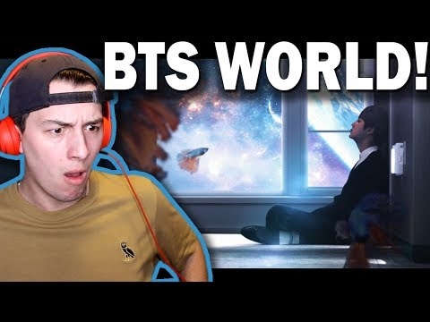 BTS (방탄소년단) 'Heartbeat REACTION! (BTS WORLD OST)