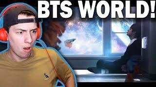 Gambar cover BTS (방탄소년단) 'Heartbeat REACTION! (BTS WORLD OST)