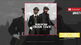 Mr Eazi - London Town Ft. Giggs (OFFICIAL AUDIO 2018)