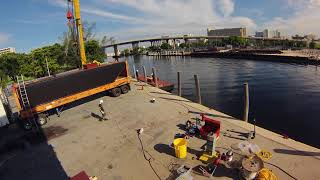 arkup livable yachts hull assembly day 2 part 1