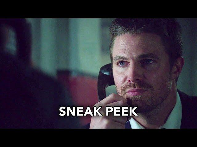 """Arrow 5×10 Sneak Peek """"Who Are You?"""" (HD) Season 5 Episode 10 Sneak Peek"""