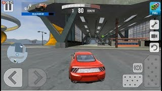 Real Car Driving Experience - Car Speed Racing game - Android gameplay FHD #3