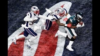 The Patriots definitely did not get all the calls in the Super Bowl