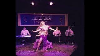Aline Aragon - Ana Fi Intizarak junto a la orquesta de Mario Kirlis
