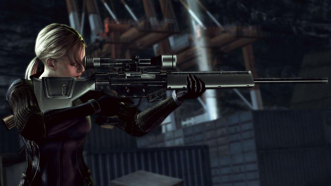 Resident Evil 5 Mercenaries Night Of Madness Solo Jill Valentine Battlesuit Rank Ss