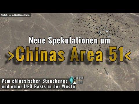 Neue Spekulationen um Chinas Area 51: Stonehenge und UFO-Basis in China