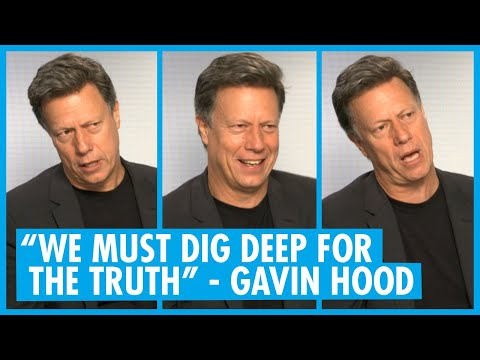 """""""We Must Dig Deep For The Truth"""" - Gavin Hood Official Secrets Interview"""