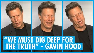 """We Must Dig Deep For The Truth"" - Gavin Hood Official Secrets Interview"
