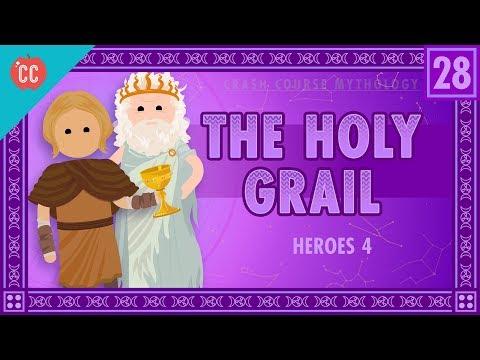 Galahad, Perceval, and the Holy Grail: Crash Course World Mythology #28
