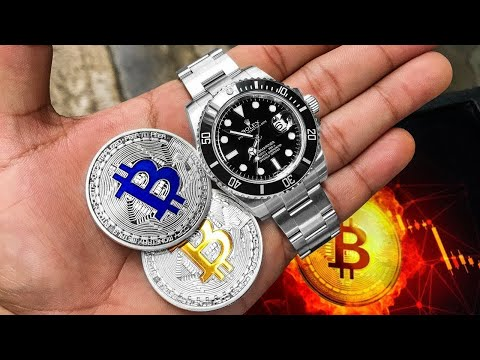 Buying Watches With Bitcoin – Crypto Playhouse Pays For Rolex In BTC