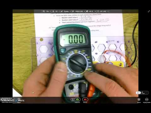 Ohms Law Activity