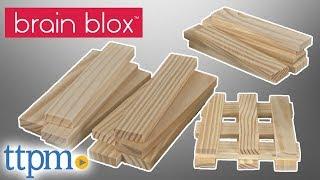 Brain Blox Building Planks From Mooshoo Llc